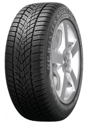 SP Winter Sport 4D Tires